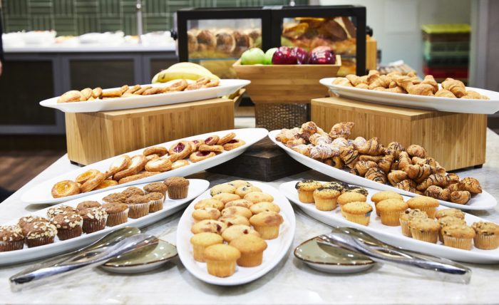 Don't miss out on an American breakfast at the Riu Plaza Fisherman's Wharf