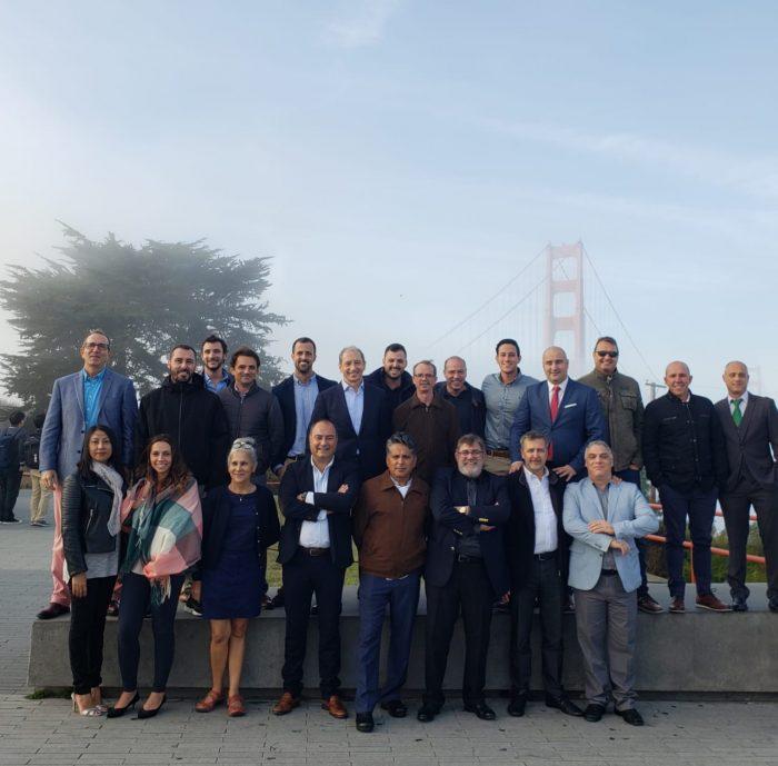 Das RIU-Team reiste nach San Francisco für Schulungen und die Eröffnung des neuen Riu Plaza Fisherman's Wharf Hotels