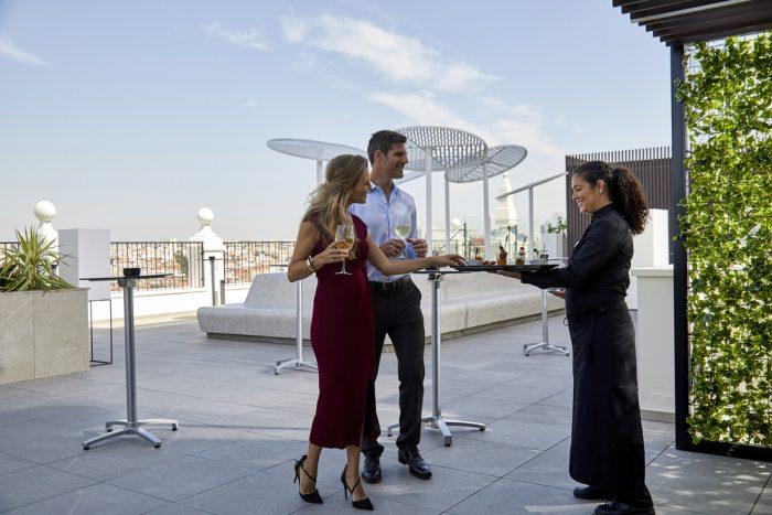 El hotel Riu Plaza España dispone de varios espacios para celebrar eventos
