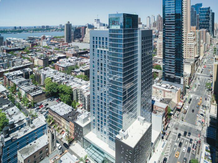 El hotel Riu Plaza New York Times Square tiene la ubicación perfecta