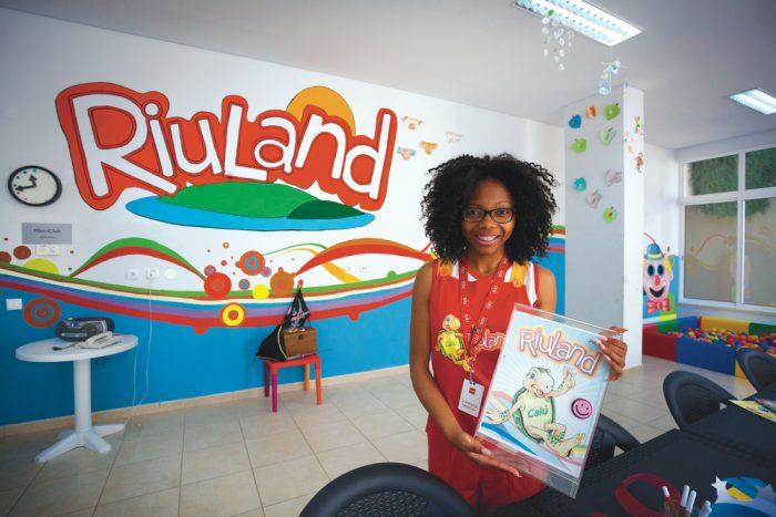 The Riu Guarana in Portugal has a Riu4U and a RiuLand park