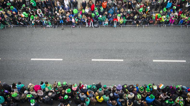 Celebra el Día de San Patricio en el hotel Riu Plaza The Gresham Dublin