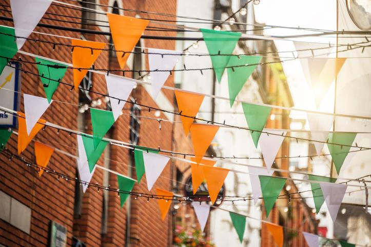 En Nueva York también celebran el Día de San Patricio