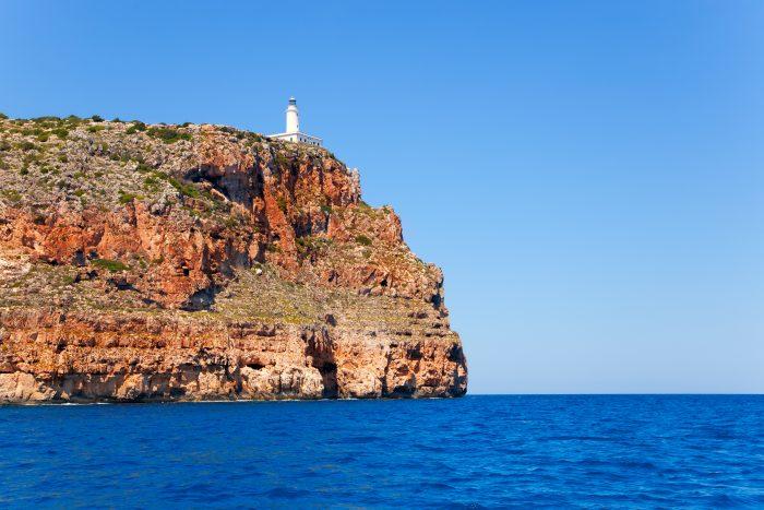 El Faro de la Mola es una parada obligatoria para todo el que visita Formentera