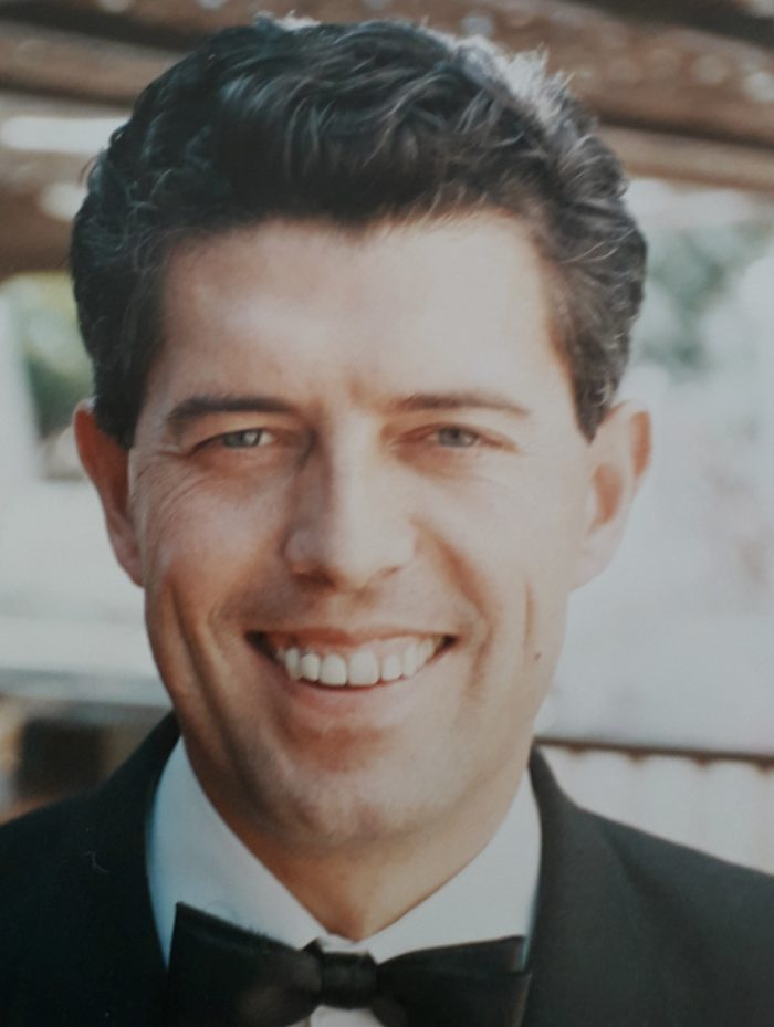 Rafael Expósito, the most senior employee of RIU Hotels & Resorts, in a photograph from 1990From the late 1960s, many trains left the rural parts of Andalusia, full of people seeking work in the cities of Switzerland and Germany, or perhaps a bit closer to home, in Barcelona. Rafael's father opted for Mallorca because he had a cousin here who assured him that in summer there was enough work for everybody