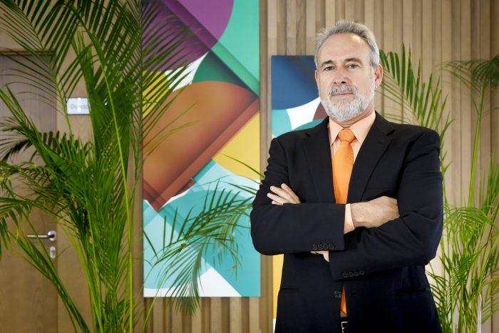 Luis Riu, CEO de RIU Hotels & Resorts, anuncia la reapertura poscovid de 17 nuevos hoteles.