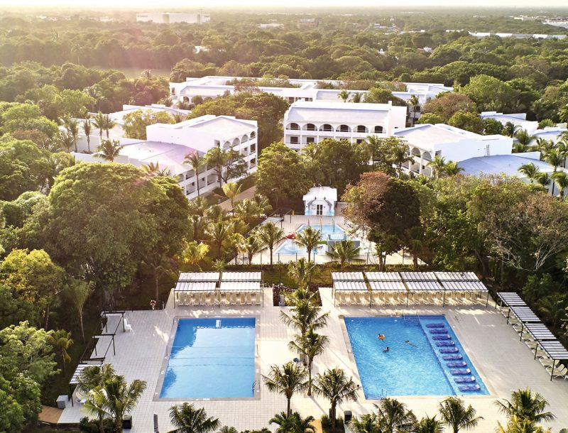 Die RIU Hotels in Mexiko, wie das Riu Tequila, erwarten einen guten Sommer 2021.