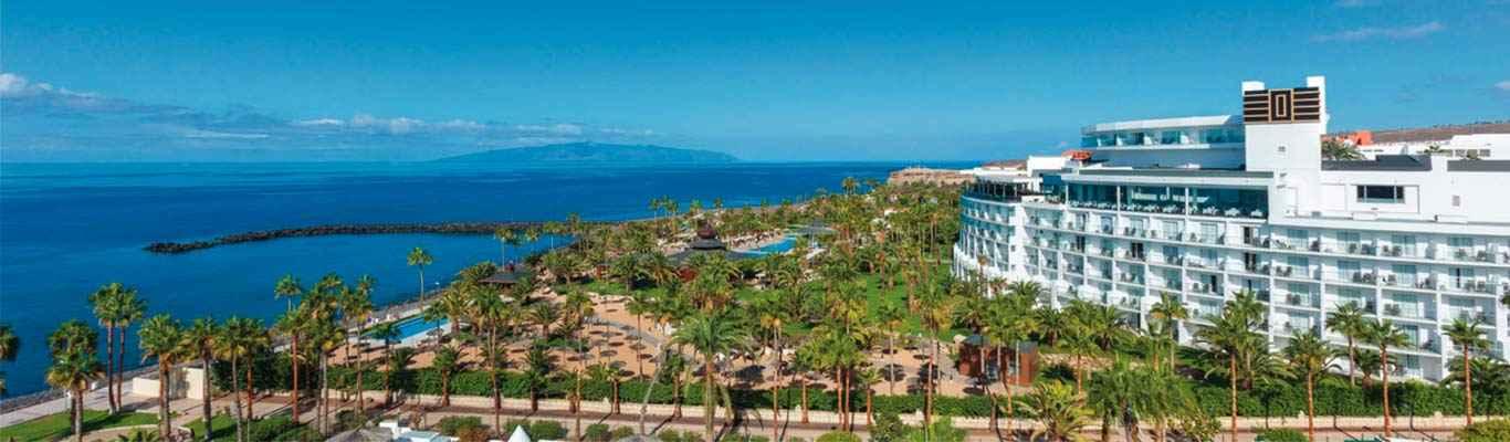 Riu Hotels Teneriffa Puerto De La Cruz