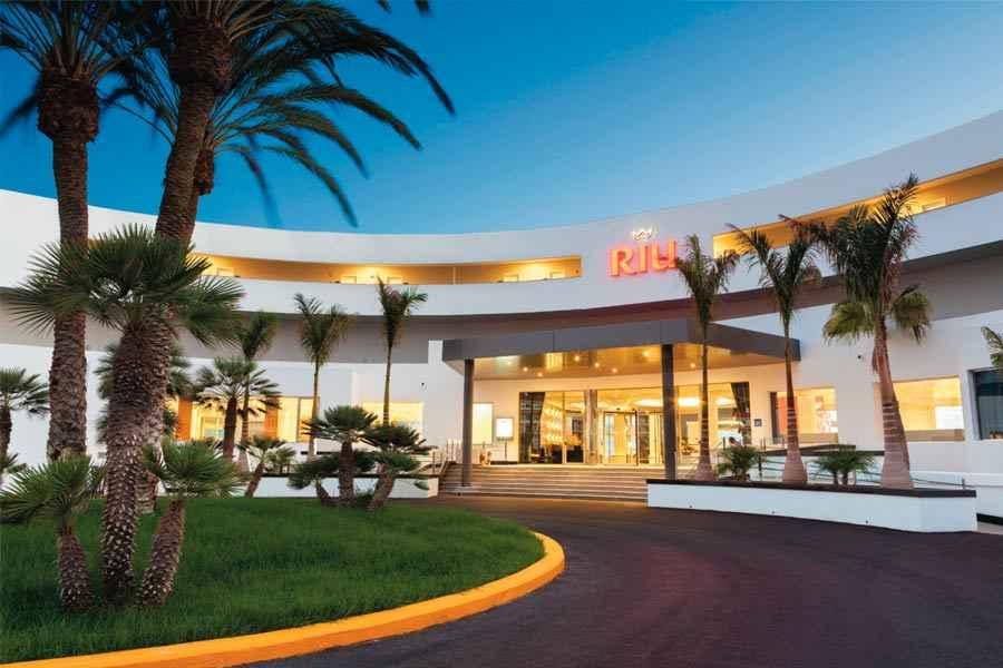 Hotel Riu Palace Teneriffa Hotel Playa El Duque Teneriffa