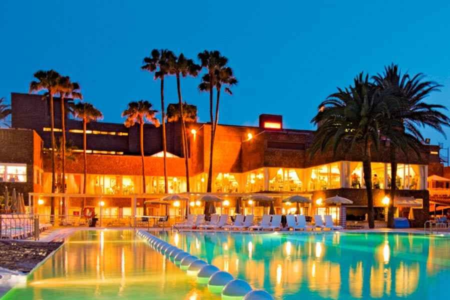 Hotel Riu Grand Palace Maspalomas Oasis All Inclusive
