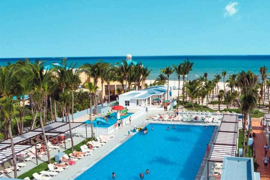 Riu Playacar Renovations : Hotel riu playacar all inclusive