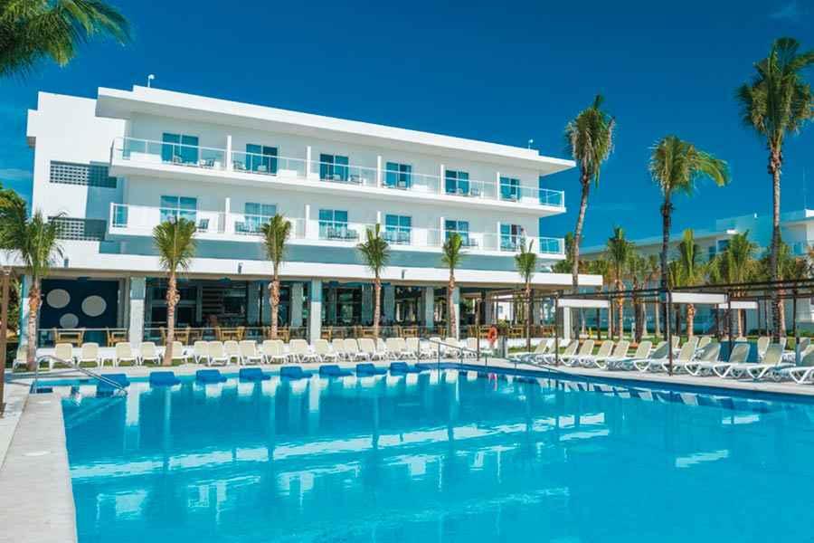 Strand-Sonne-Mexico: 5 Urlaub im Erwachsenen-Resort mit