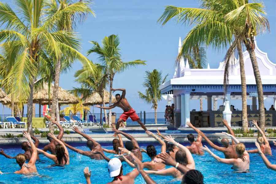 Marriott Aruba Restaurant On The Beach