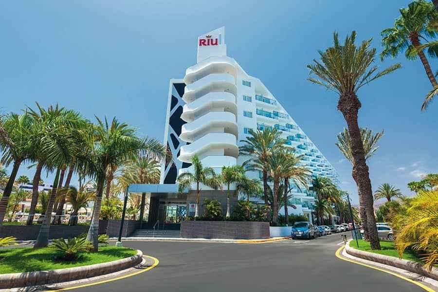 Clubhotel Riu Waikiki Gran Canaria Hotel Servatur Waikiki 2019