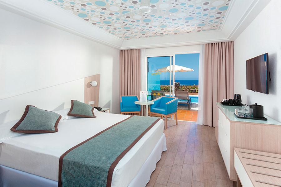 Hotel Riu Gran Canaria Hotel Dunas De Maspalomas Todo Incluido - Habitaciones-con-piscina-dentro