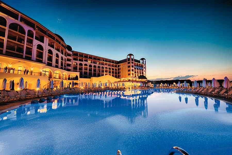 Hotel Riu Helios Bay All Inclusive Hotel Strand Von Obzor