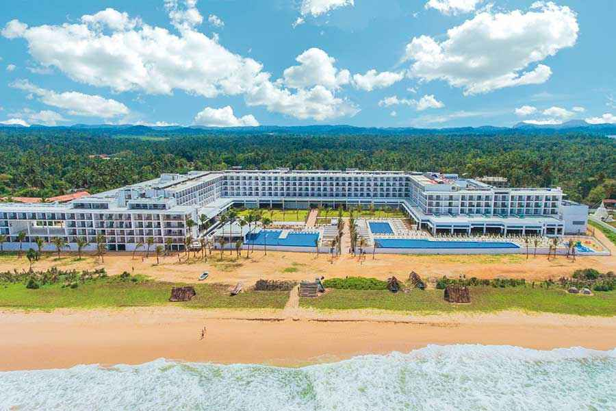 Hotel Riu Sri Lanka All Inclusive Hotel Ahungalla - Where is sri lanka located