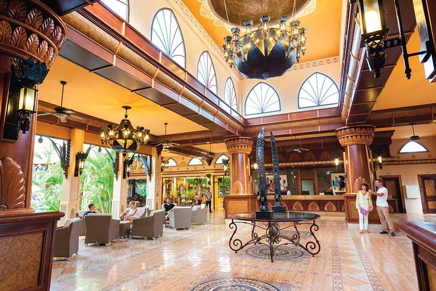 Renoval Spa Riu Palace Paradise Island