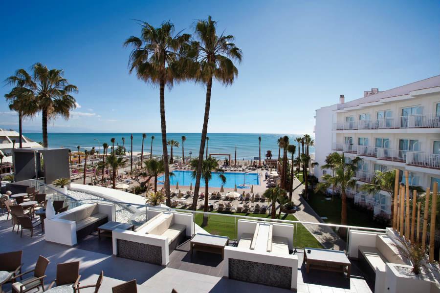 Hotel Riu Nautilus Adults Only Hotel Strand Von Torremolinos