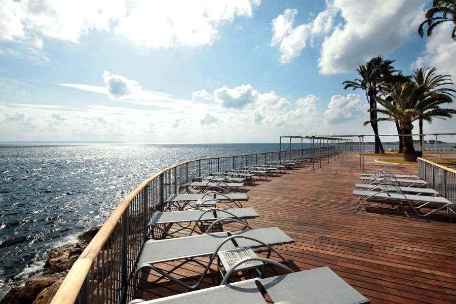 Hotel Riu Bravo Palma De Mallorca