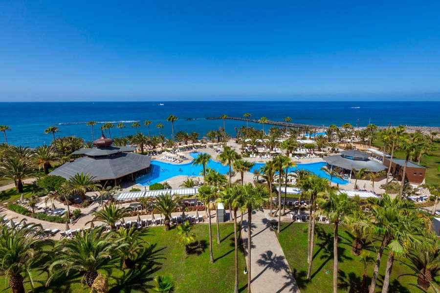 Hotel Palm Beach Teneriffa