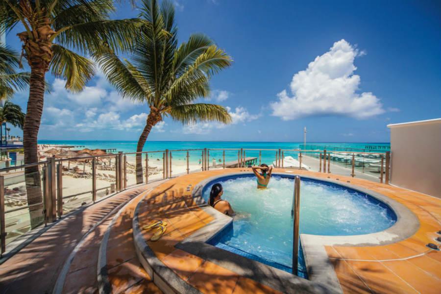 Hotel Riu Cancun All Inclusive Hotel Canc 250 N