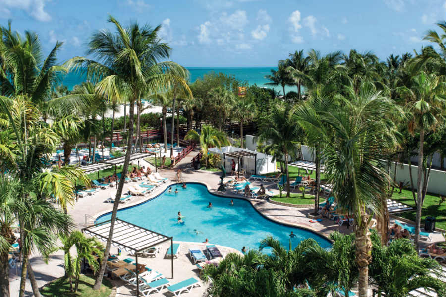Hotel Riu Plaza Miami Beach - Außenpool