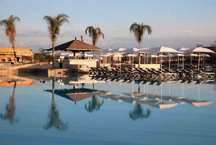 Clubhotel Riu Tikida Palmeraie Spa Treatments