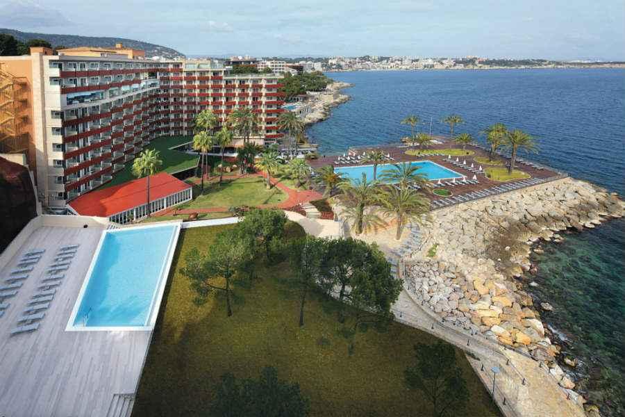 Hotel Riu Bonanza Illetas Mallorca