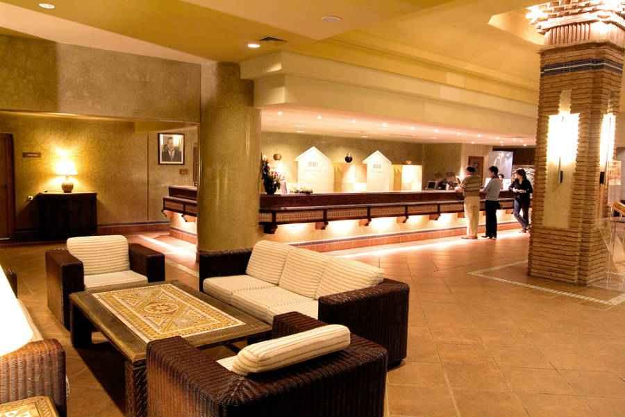 Clubhotel Riu Tikida Dunas All Inclusive Hotel Strand