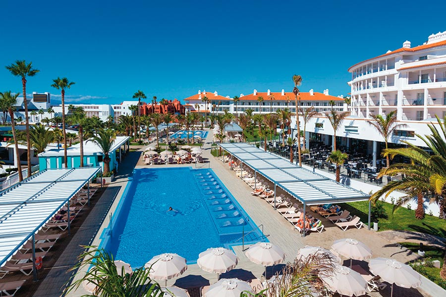 Hotel Riu Arecas - Outdoor pool