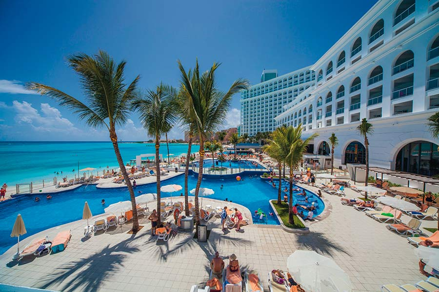Hotel Riu Cancun All Inclusive Hotel Cancun