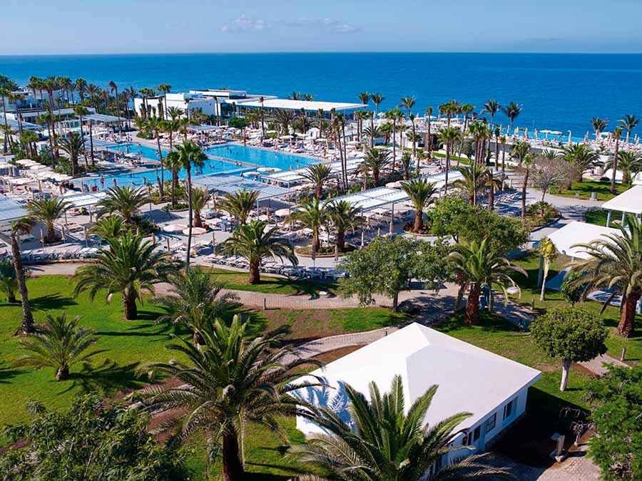 Hotel Riu Gran Canaria All Inclusive Hotel Dunas De Maspalomas