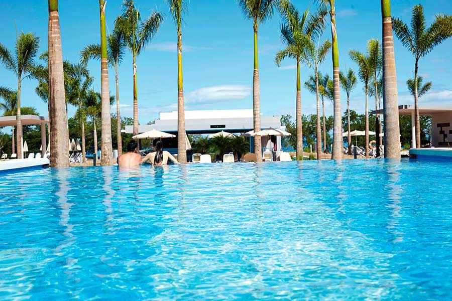Hotel Riu Palace Costa Rica - Outdoor pool