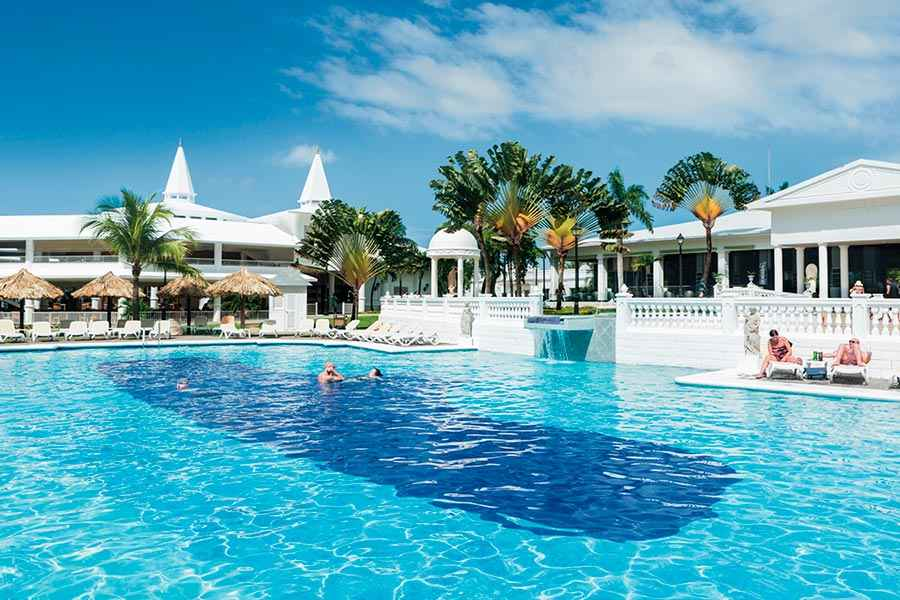 ClubHotel Riu Negril - Outdoor pool