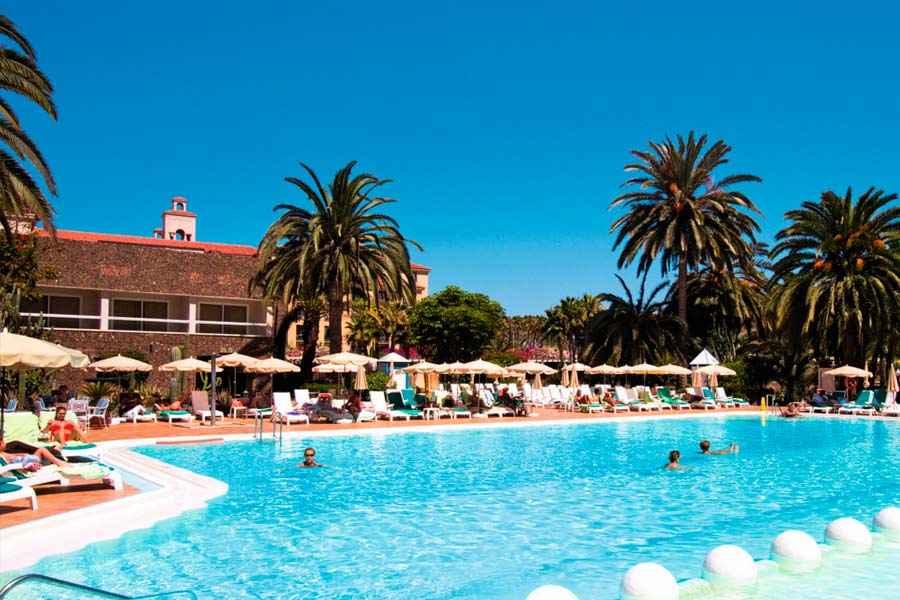 Hotel Riu Palace Oasis All Inclusive Hotel Maspalomas