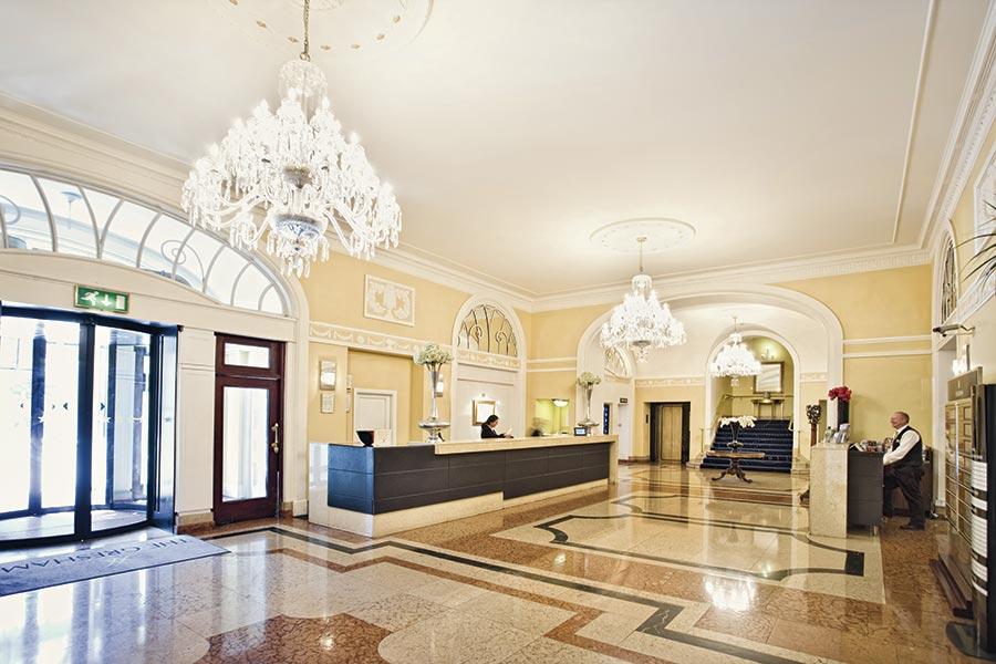 Hotel Riu Plaza The Gresham Dublin Hotel O Connell Street