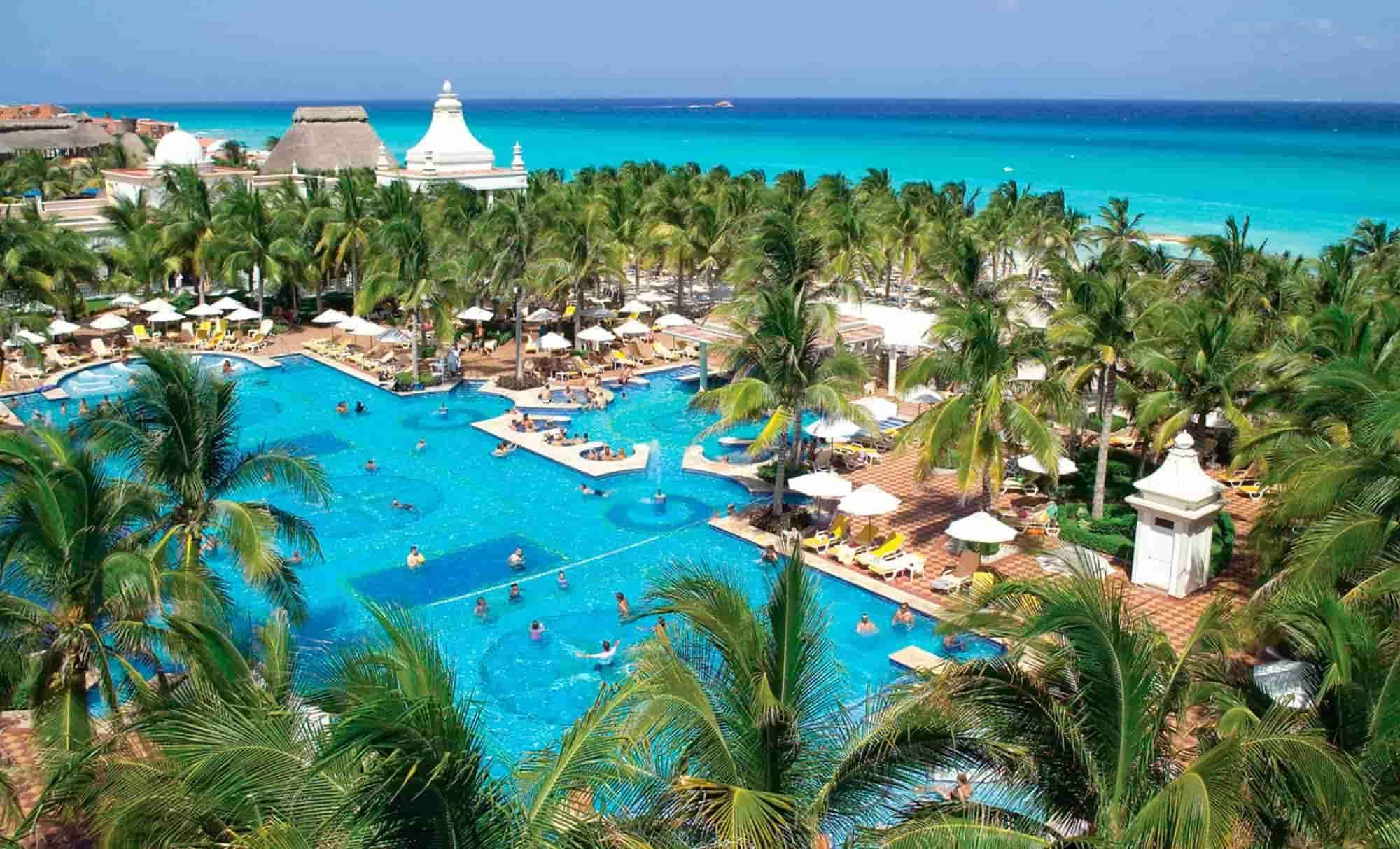 Hotel Riu Palace Riviera Maya All Inclusive Hotel Riviera Maya