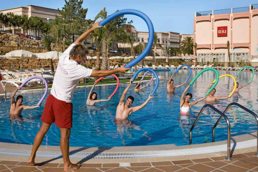 ClubHotel Riu Guarana - Activities