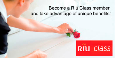 ENJOY ALL THE RIU CLASS ADVANTAGES