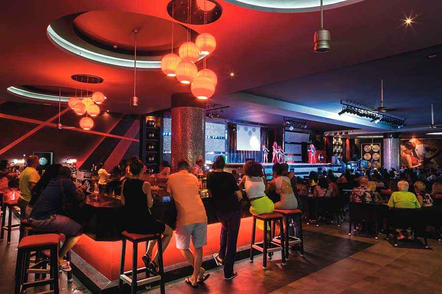 Hotel Riu Republica - Bar