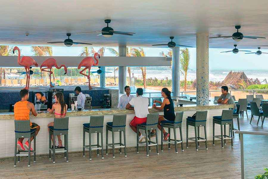 Hotel Riu Sri Lanka - Bar