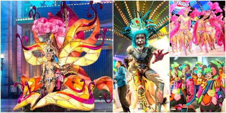 Los Mejores Carnavales Del Mundo Fiestas De Carnaval Hoteles - Carnavales-del-mundo