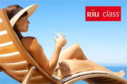JOIN RIU CLASS AND ENJOY EXCLUSIVE BENEFITS