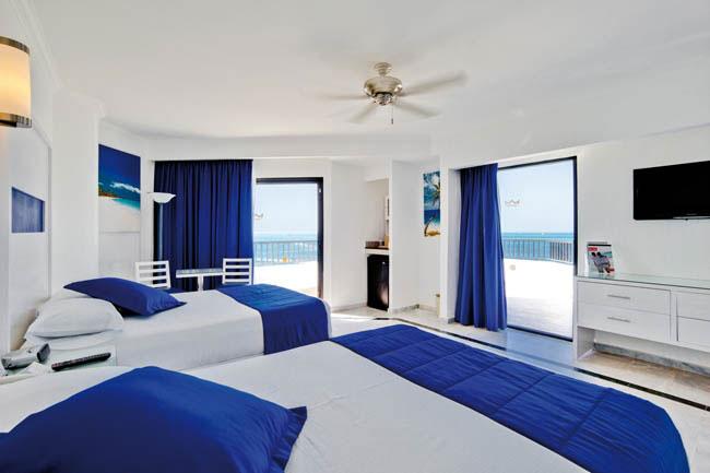 Hotel Riu Caribe Wellness Amp Spa Hotel Cancun Beach