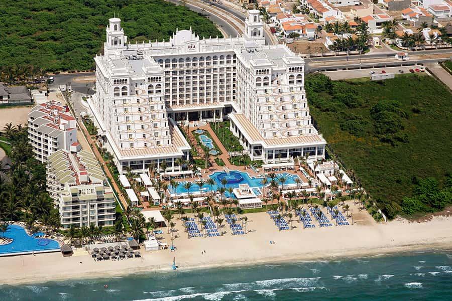 Hotel Riu Palace Pacifico Hotel Puerto Vallarta Tudo Incluído