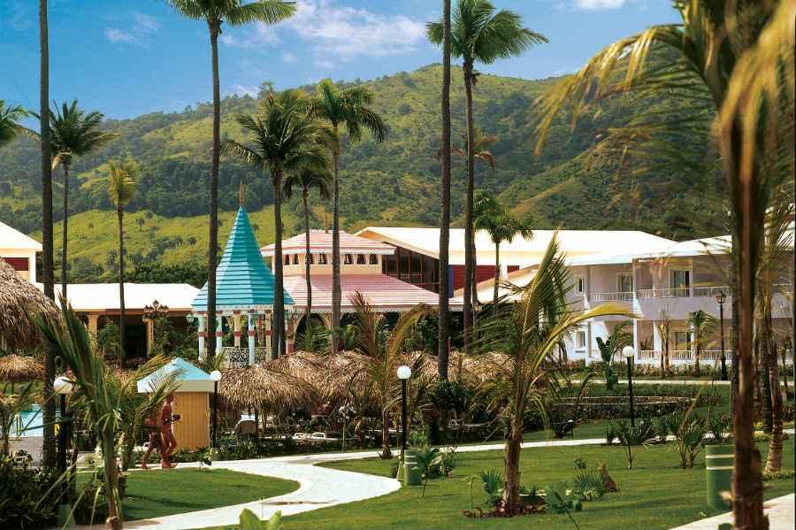 Hotel Riu Bachata Puerto Plata Dominican Republic