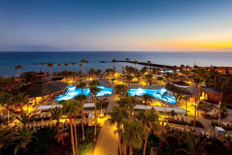 Hotel Riu Palace Tenerife Hotel Playa El Duque Tenerife