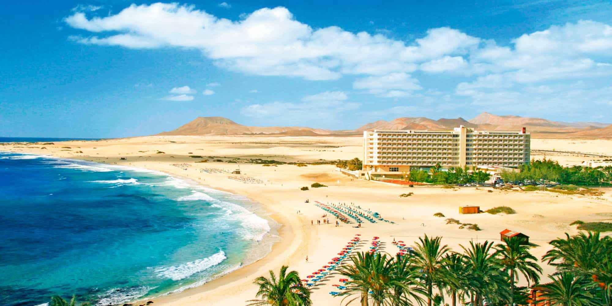 Clubhotel Riu Oliva Beach Resort All Inclusive Hotel Playa De Corralejo