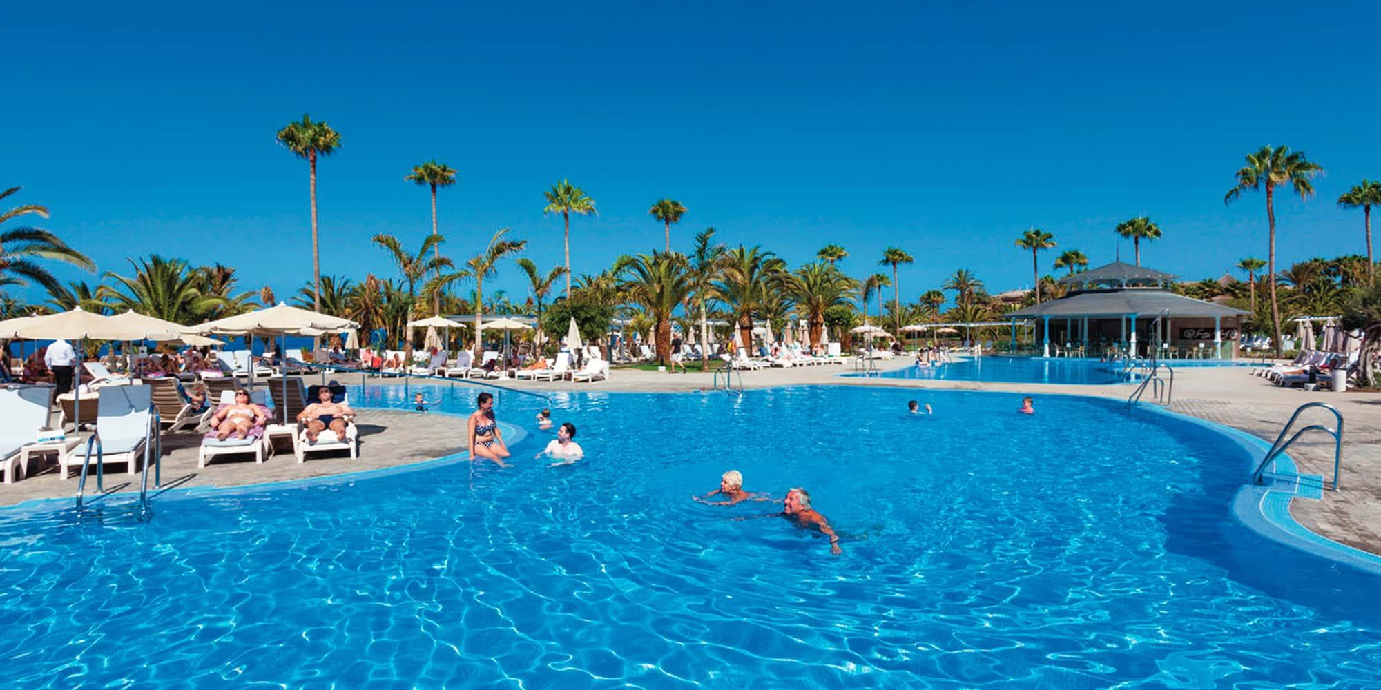 Hotel riu palace tres islas wellnesshotel strand van corralejo - Hotel Riu Palace Tres Islas Wellnesshotel Strand Van Corralejo 1
